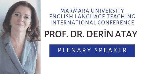 Plenary Speaker: Prof. Dr. Derin Atay